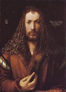 Alberto Dudero, Autorretrato (1500)